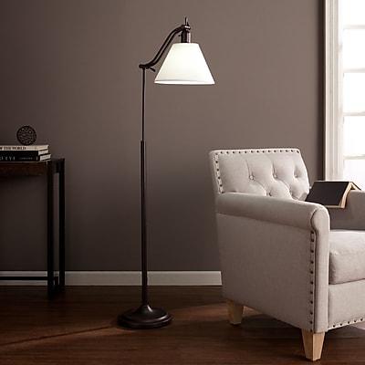 Southern Enterprises OttLite Maxbury Task Floor Lamp (LT6242)