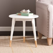Southern Enterprises Alden Round Side Table (OC3413)
