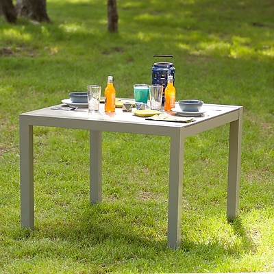 Southern Enterprises Corozal Square Outdoor Dining Table (OD1040)