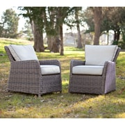 Southern Enterprises Avadi Outdoor Chairs, 2 Pieces/Set (OD5542)
