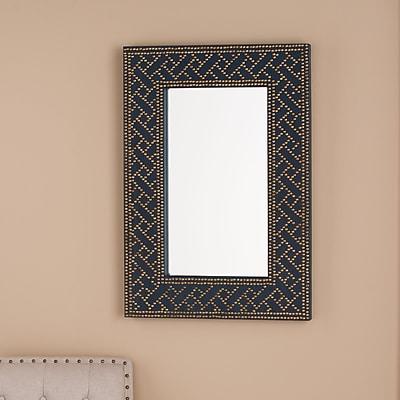 Southern Enterprises Florian Mirror, Navy (WS5926)