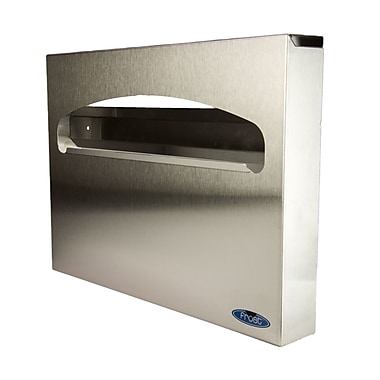 Frost Toilet Seat Cover Dispenser; Stainless Steel