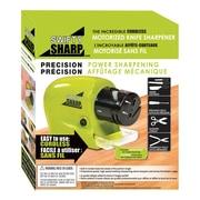 Swifty Sharp – L'incroyable affûteur de couteaux motorisé sans fil