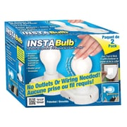 InstaBulb - The battery operated light bulb, 2/Pack