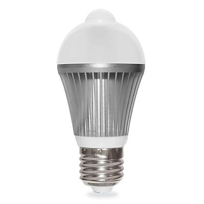 i-Luminosity BU3001 Motion Activated 6-watt A19 LED Light Bulb, 450 Lumens, Warm White