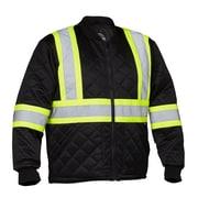 Forcefield Safety Freezer Jacket, Black