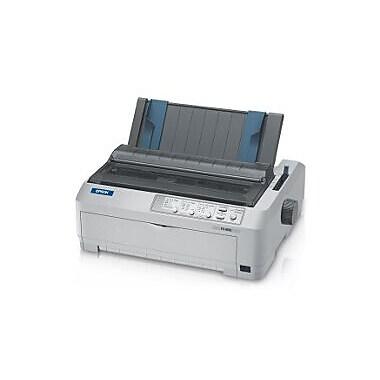 Epson Fx-890, Printer, 9-Pin Impact Invoice Printer, Narrow, Parallel & USB Interfaces Edge