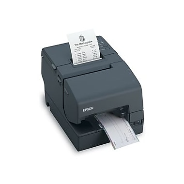Epson TM-H6000Iv, Ecw, Micro and Drop in Validation Serial and USB Interfaces, PS-180 Not Included