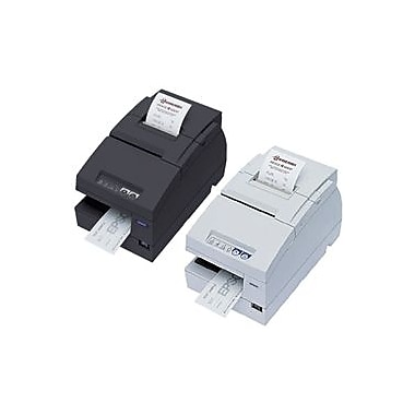 Epson TM-H6000Iv, Ecw, Micro and Endorsement, Serial and USB Interfaces Energy Star Certified, PS-180 Included