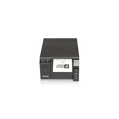 Epson TM-T70-I, Omnilink Thermal Label Printer, TM-I Interface, Epson Dark Grey, Includes Power Supply