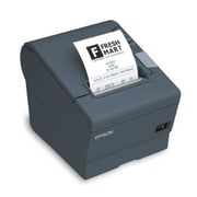 Epson TM-T88V, Thermal Receipt Printer, Traditional Chinese, Epson Dark Grey, USB & Parallel Interfaces, Requires a Cable