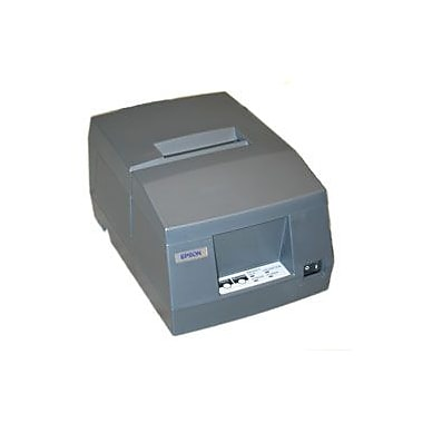 Epson TM-U325D-911, Dot Matrix Receipt & Validation Printer, Ethernet (Ub-E03), Epson Dark Grey, Power Supply Included