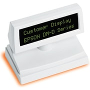 Epson Dm-D110-112, Accessory, Small 2X20 Pole Display, USB, Black