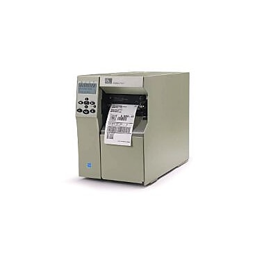 Zebra Printer, 105 SLPlus Series, 12 Dot/mm (300 Dpi), Seh Ps102-z Internal Ipv6 Print Server, Parallel, 103-8j1-00100
