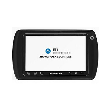 Zebra Et1 Tablet, Wwan Hsdpa & Cdma (Data Only), WLAN 802.11 A/b/g/n, Android 2.3, 7