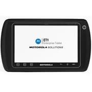 "Zebra Et1 Tablet, WLAN 802.11 A/b/g/n, Android 4.1.1 , 7"" Display, 1gb Ram, 4gb Flash, 4gb Micro Sd Card, Et1n0-7j2v13us"
