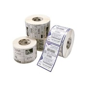 "Zebra® Z-Perform® 10010034 2000D Paper Thermal Transfer Label, White, 6""(H) x 4""(W), 430/Roll, 6/Case"