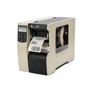 Zebra Printer, 110XI4, TT, 300dpi, US Cord, Serial, Parallel, USB, Int 10/100, Bifold Media Door