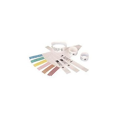 Zebra, Sample Wristband Cartridge, Consumables, Infant, 1