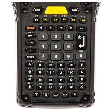 Zebra Enterprise Keypad Long, 59 Key, ALPha Abc, Numeric Telephony, 6 Fn