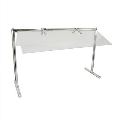 Buffet Enhancements 50'' Stainless Steel Portable Folding