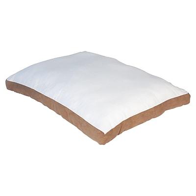 Science of Sleep Polyester Trim Sleeper Pillow