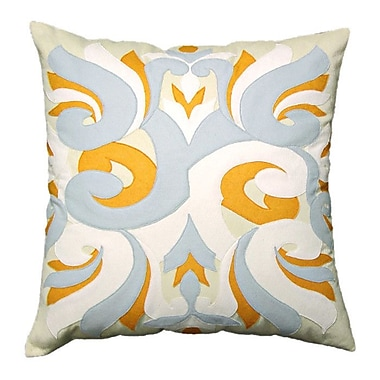 The Sandor Collection Wind and Water Floor Pillow