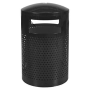 Ex-Cell Kaiser Landscape Series 40 Gallon Trash Can