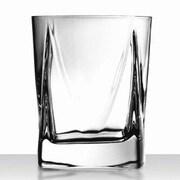Luigi Bormioli Alfieri Double Old Fashioned Glass (Set of 4)