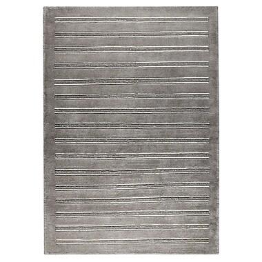 Hokku Designs Chicago Grey Rug; 4'6'' x 6'6''