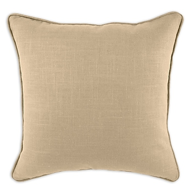 Brite Ideas Living Circa Solid Throw Pillow