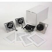 Broan 110 CFM Bathroom Fan w/ Metal Grille