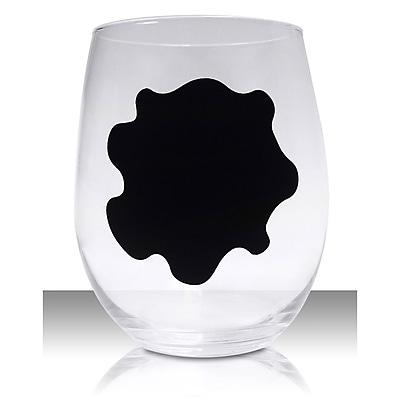 Vinotemp Stemless Wine Glass (Set of 4)