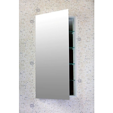 Flawless Contemporary 20'' x 30'' Surface Mount or Recessed Medicine Cabinet