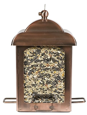 Perky Pet Lantern Decorative Hopper Bird Feeder (WYF078276398972) photo