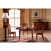 Cortesi Home Loretta Extendable Dining Table