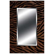 Propac Images Animal Print Accent Mirror