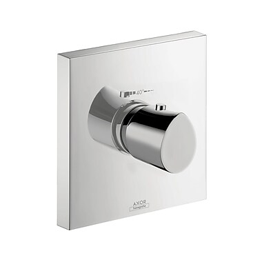 Axor Axor Starck Organic Thermostatic Faucet Trim w/ Lever Handle