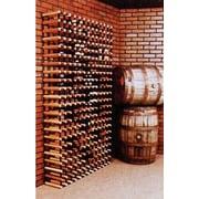Vinotemp 264 Bottle Floor Wine Rack
