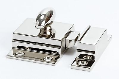 Berenson Latch Pull; Polished Nickel