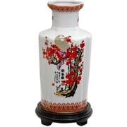 Oriental Furniture Cherry Blossom Vase