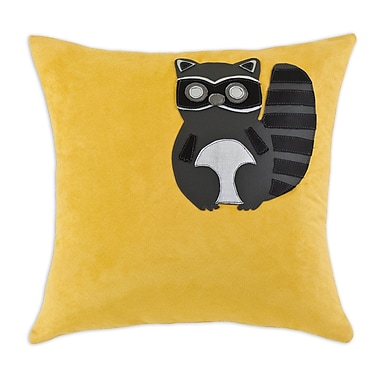 Brite Ideas Living Passion Suede Rocco S-Backed Knife Edge Throw Pillow