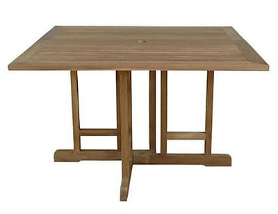 Anderson Teak Montage Folding Dining Table