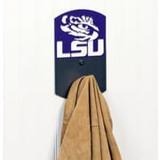 HensonMetalWorks NCAA Wall Mounted Coat Hook; Louisiana State University