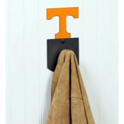 HensonMetalWorks NCAA Wall Mounted Coat Hook; University of Tennessee