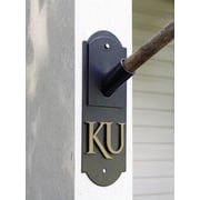 HensonMetalWorks NCAA Flag Holder; University of Kansas