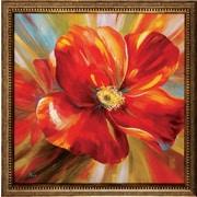 Propac Images Island Blossom I / II Framed Graphic Art (Set of 2)
