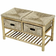 Heather Ann Storage Bench