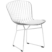 Edgemod Morph Side Chair (Set of 2); White