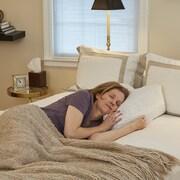 Hermell Softeze Sound Sleeper Fiber Pillow